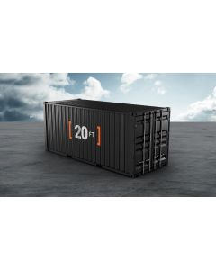20-fots container